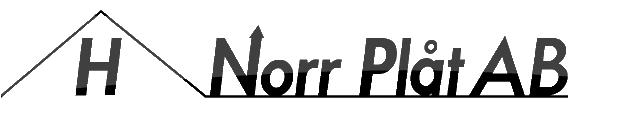H Norrplåt AB logo